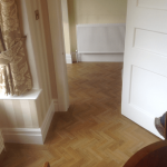 A Crowe Flooring Installation: Blockwood American Oak Harderm