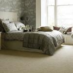 Cormar Natural Berber Twist - Bedroom Design Ideas