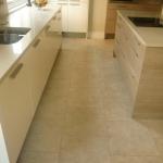 A Crowe Flooring Installation: Crema-Travertine