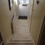 Hallway Amtico Garcia Stone