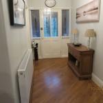 Hallway Amtico Traditional Oak 1