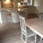 A Crowe Flooring Installation: Karndean Country Oak