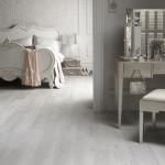 Karndean White Washed Oak - Bedroom Design Ideas