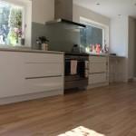 Kitchen Dining Karndean Van Gogh French Oak with strip 1