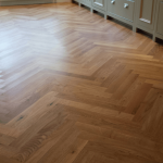 A Crowe Flooring Installation: Ted Todd Hardwood Floors-Rostrevor Blockwood