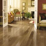 Atkinson and Kirby - Diamond Solid Walnut at Crowe Flooring