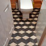 Bathroom flooring Moduleo Moods Diamond